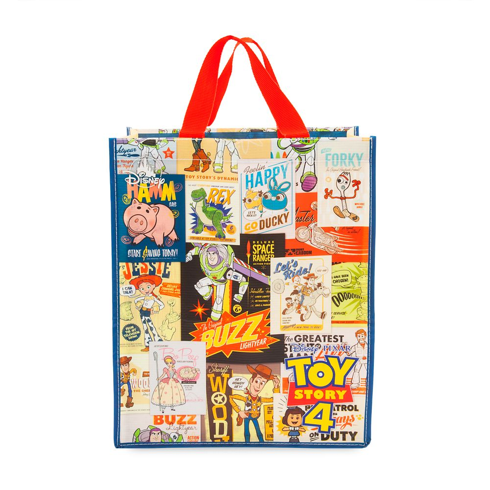 Toy Story 4 Reusable Tote
