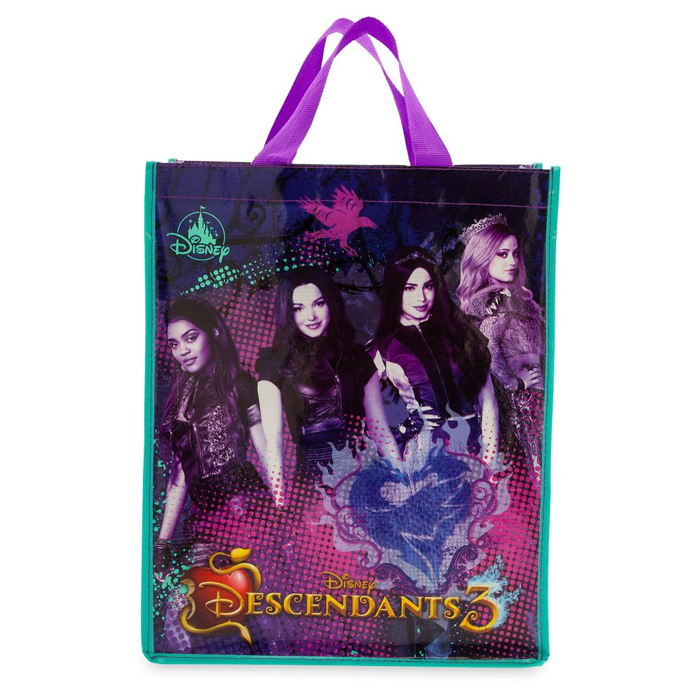 Descendants 3 Reusable Tote