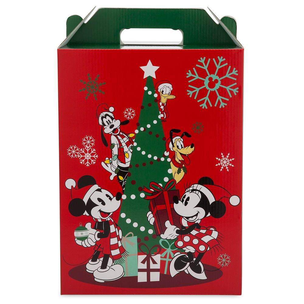 Mickey Mouse and Friends Gift Box – Large