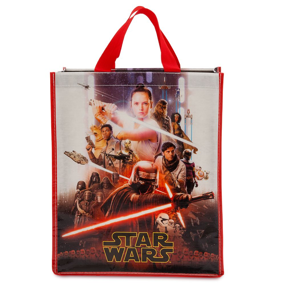 Star Wars: The Rise of Skywalker Reusable Tote Bag
