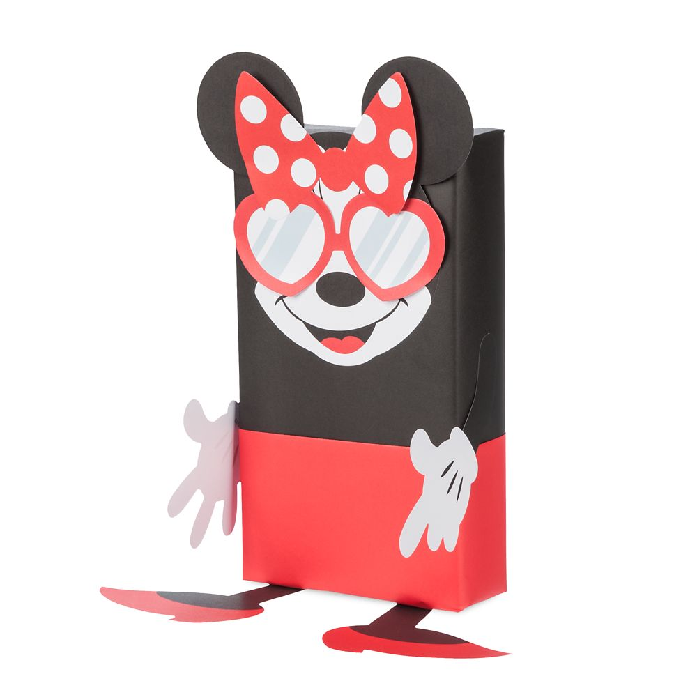 Minnie Mouse Gift Wrap Set