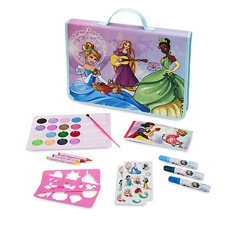 Disney Princess Art Folio