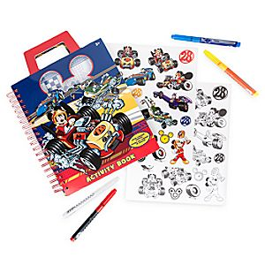 Mickey Mouse and Friends Activity Book