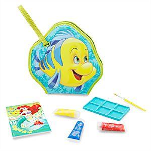 Disneystore The Little Mermaid Paint Case