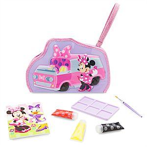 Disneystore Minnie Mouse Paint Case