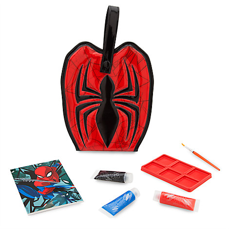 Spider-Man Paint Case