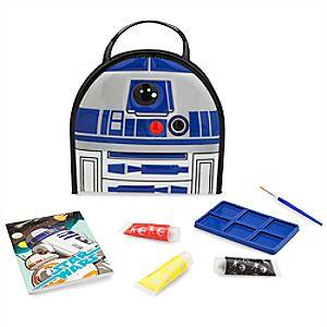 Disneystore R2 - d 2 Paint Case  -  Star Wars