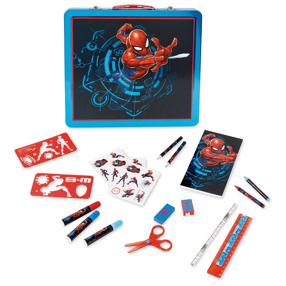 Spider-Man Art Kit