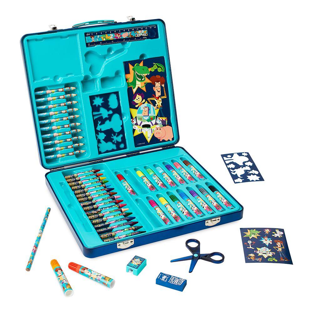 Toy Story 4 Tin Case Art Kit