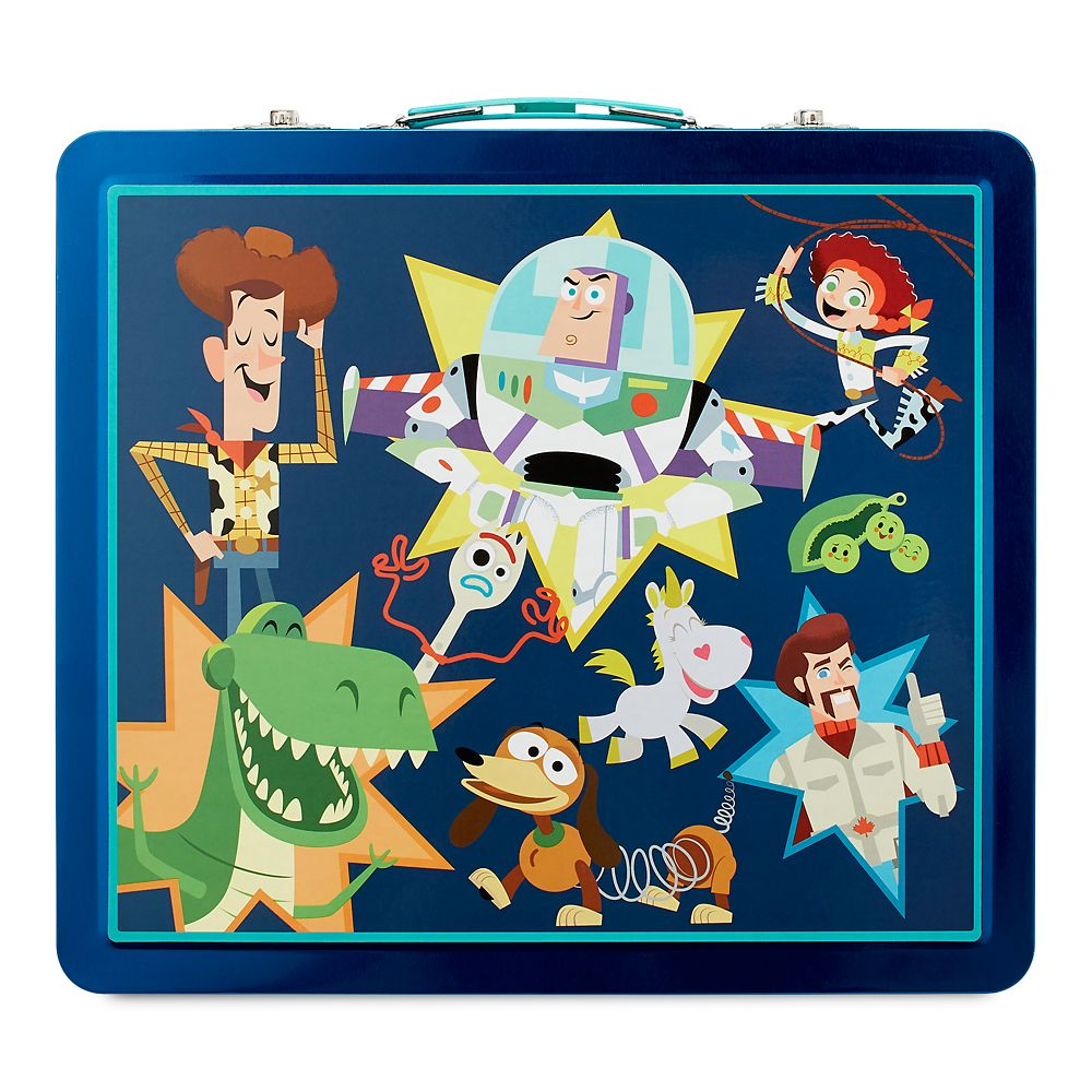 Toy Story 4 Tin Case Art Kit | shopDisney