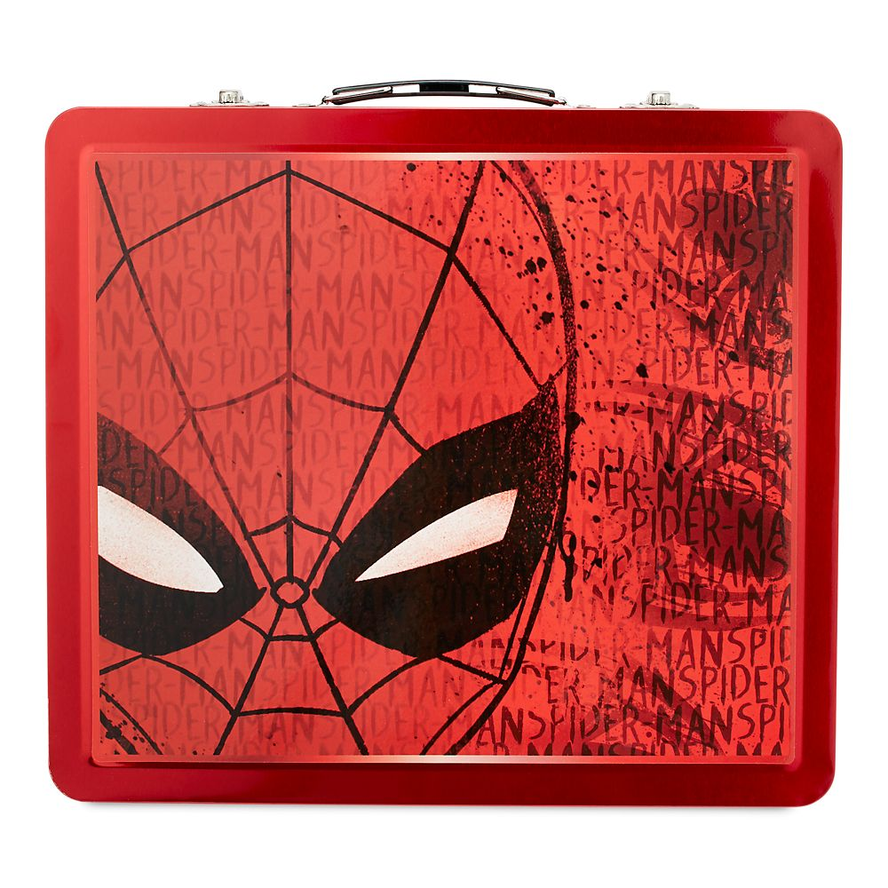 Spider-Man Tin Case Art Kit