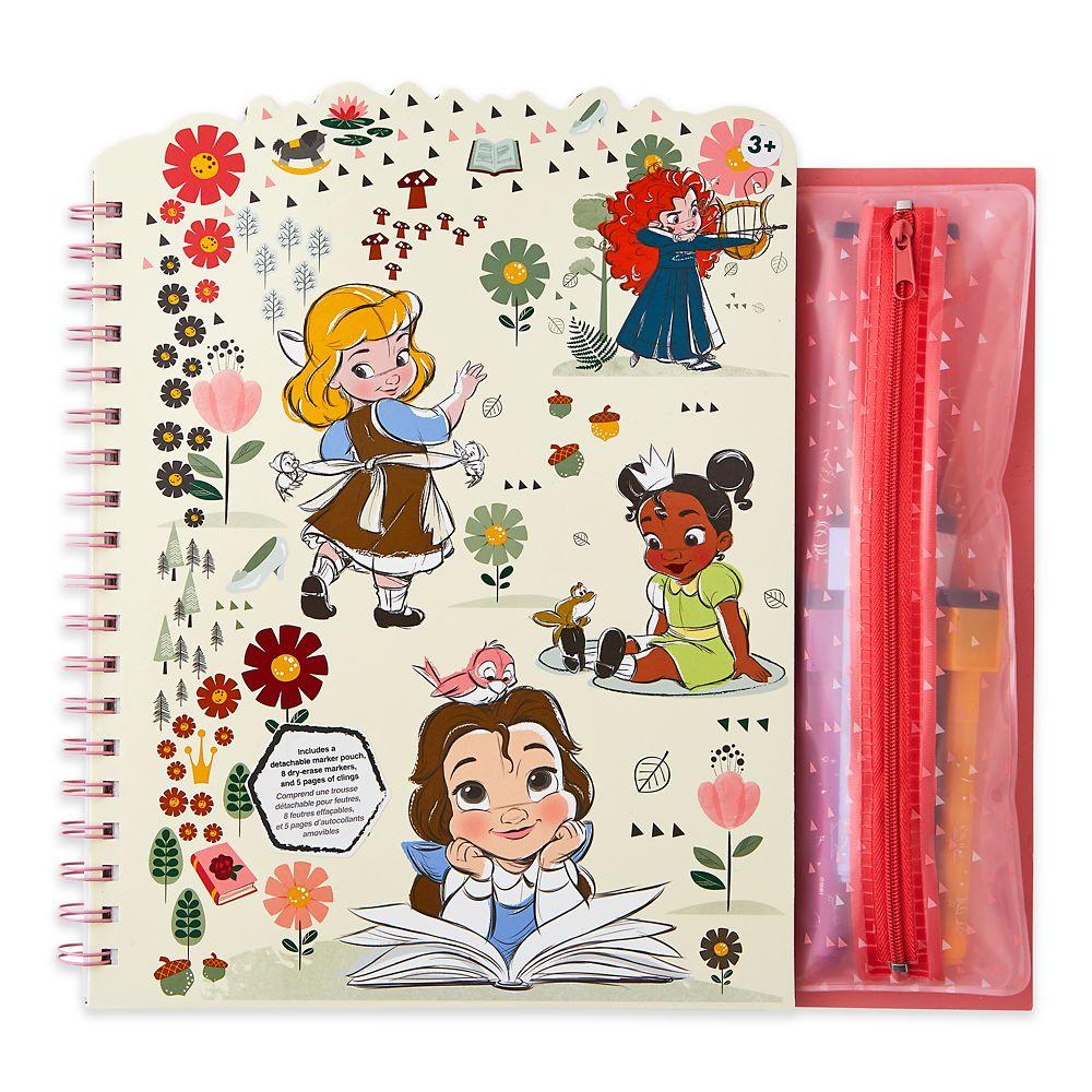 Disney Animators' Collection Dry Erase Art Kit