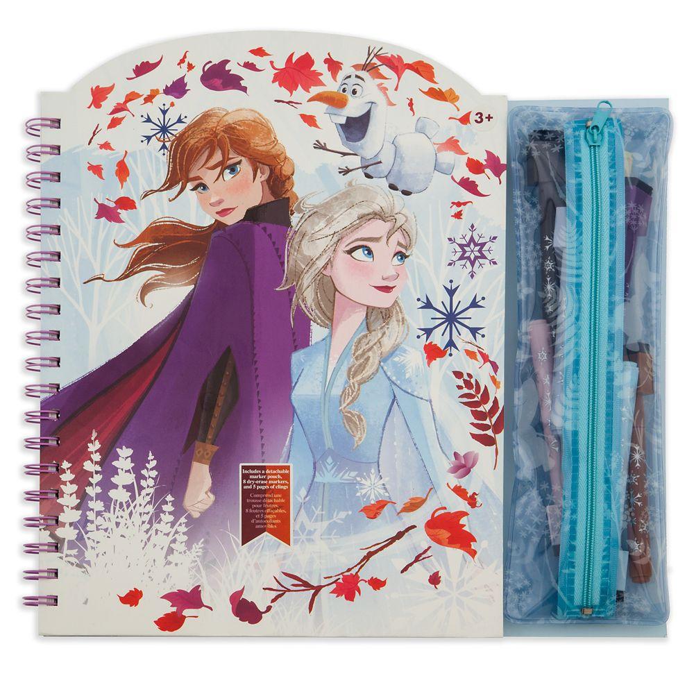 Frozen 2 Dry Erase Art Kit