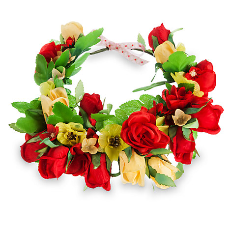 Beauty and the Beast Design Your Own Rose Crown Craft Set by Seedling