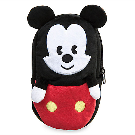 Mickey Mouse MXYZ Plush Mini Pencil Case