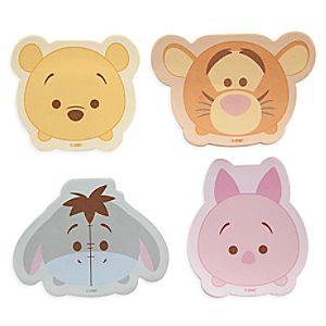 Winnie the Pooh and Friends ''Tsum Tsum'' Sticky Note Set