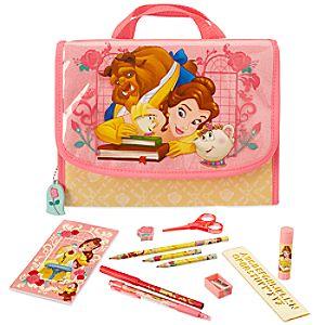 Belle Zip-Up Stationery Kit