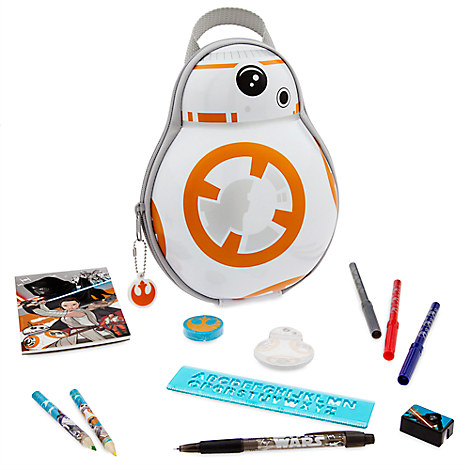 BB-8 Zip-Up Stationery Kit