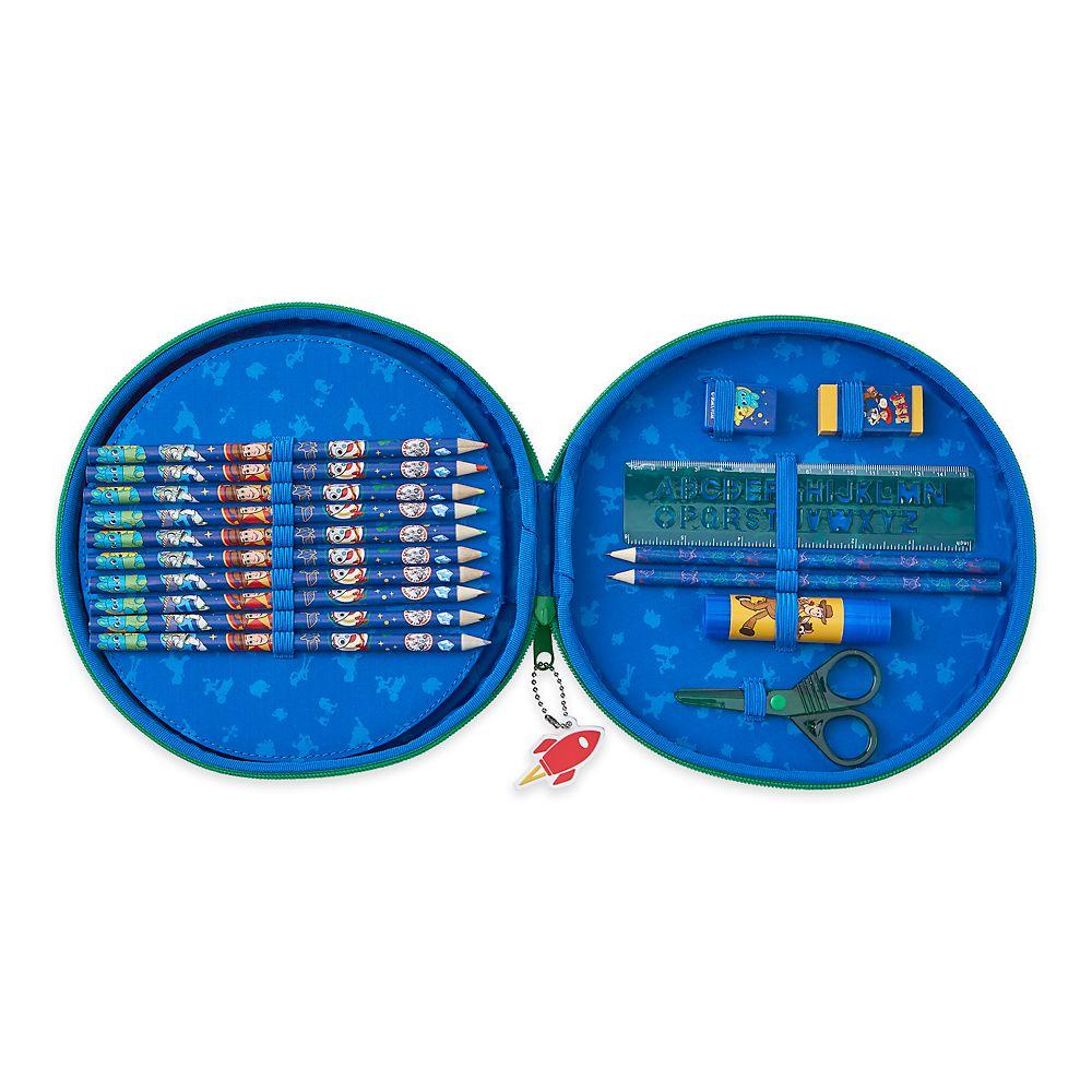 Toy Story 4 Zip-Up Stationery Kit