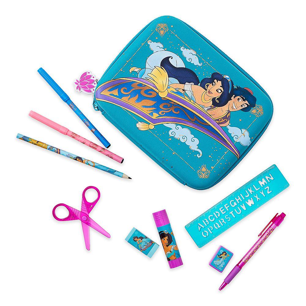 Aladdin Zip-Up Stationery Kit