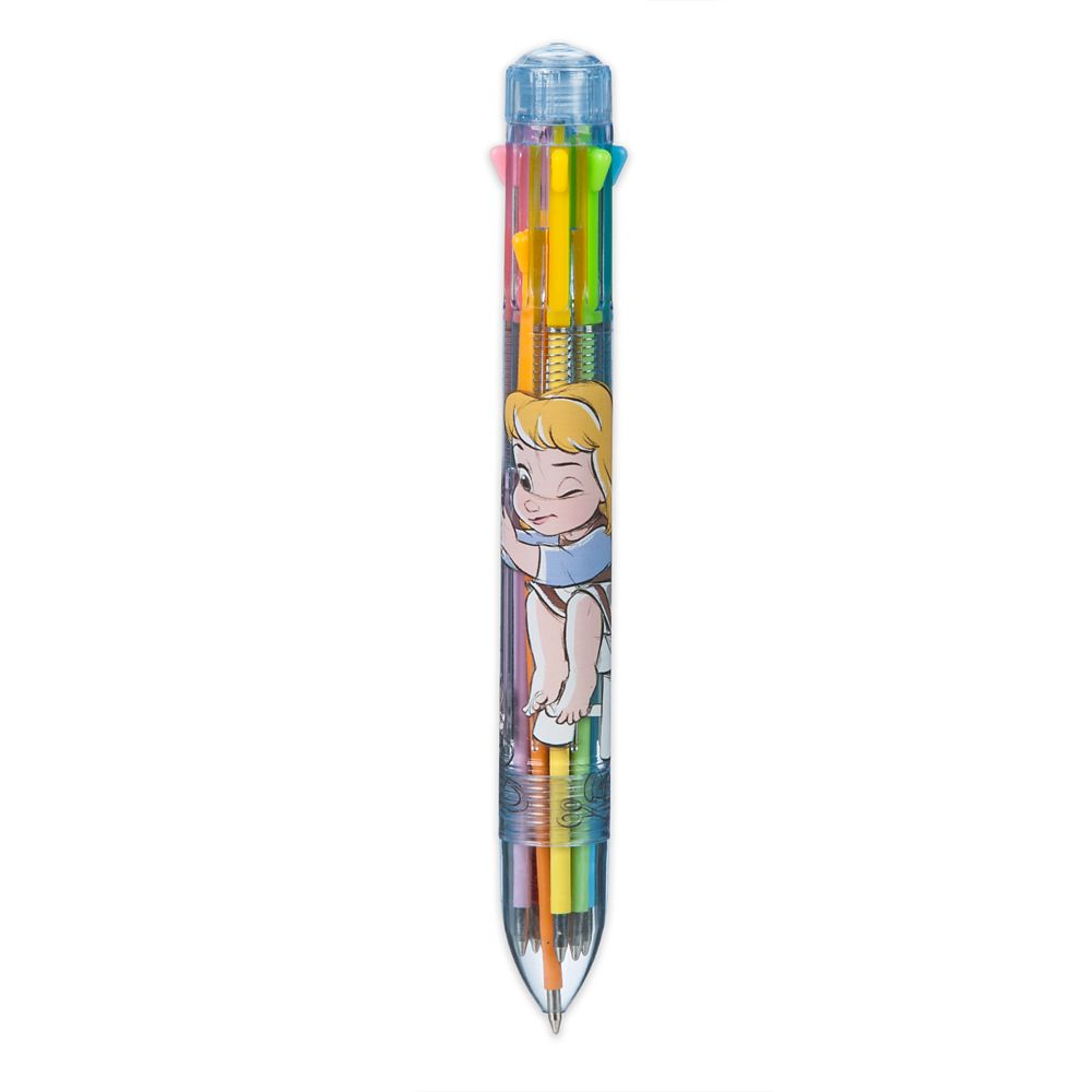 Disney Animators' Collection Cinderella Multicolor Pen