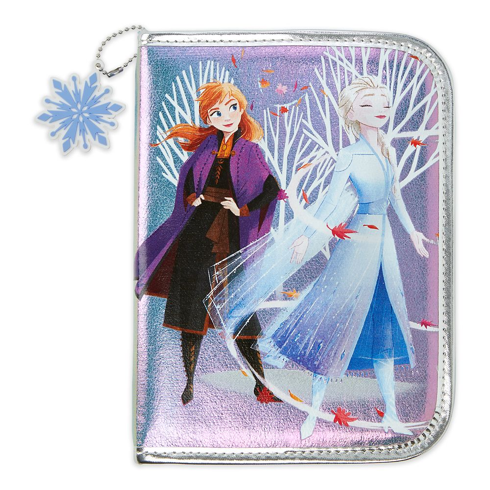 Frozen 2 Zip-Up Stationery Kit
