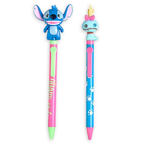 Stitch and Scrump MXYZ Pen Set