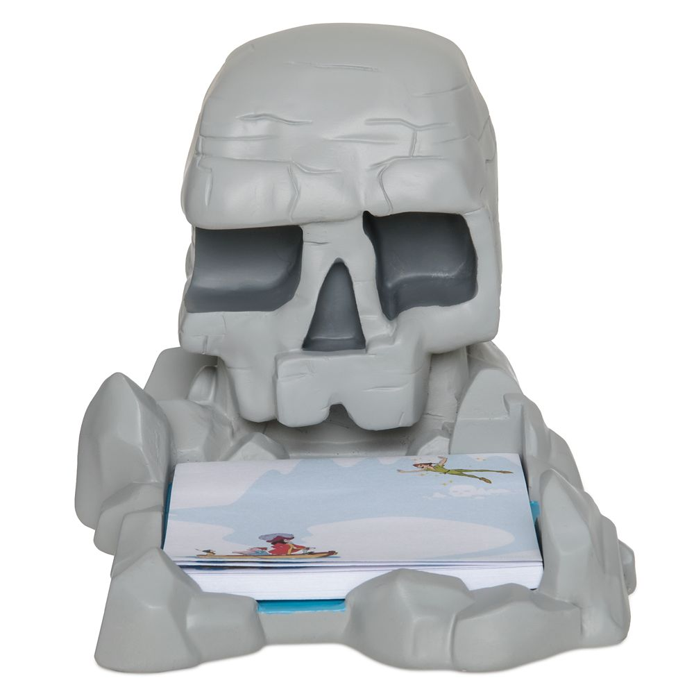 Skull Rock Sticky Note Holder – Peter Pan
