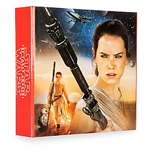 Star Wars: The Force Awakens Trifold Journal Set