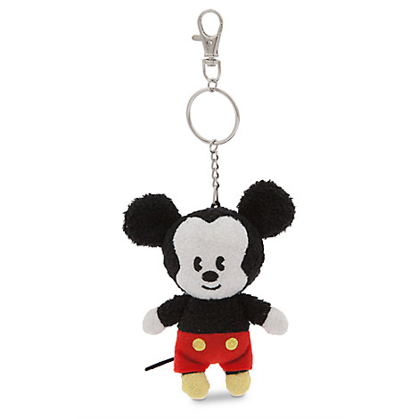 Mickey Mouse MXYZ Plush Keychain