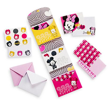 Minnie Mouse MXYZ Pocket-Size Notecard Set