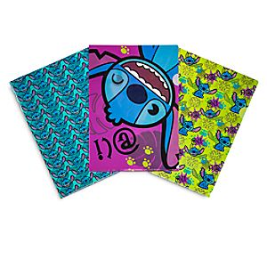 Stitch MXYZ File Folder Set