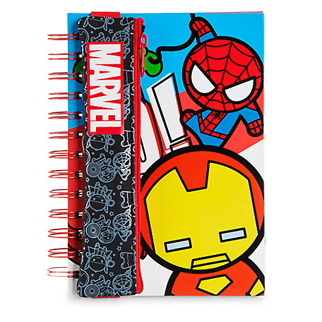 Marvel MXYZ Journal and Pencil Case