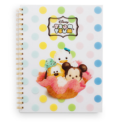Mickey Mouse and Friends ''Tsum Tsum'' Notebook