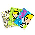 Tinker Bell MXYZ Journal Set - 3-Pack