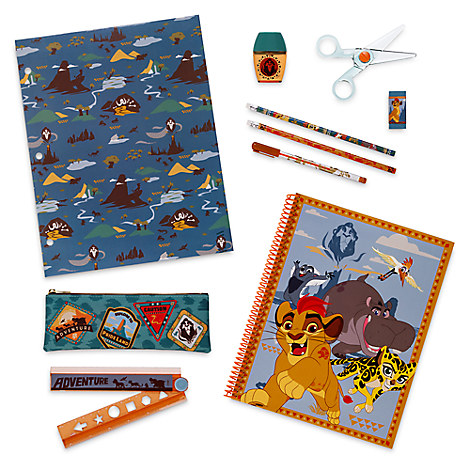 The Lion Guard Stationery Supply Kit