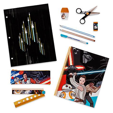 Star Wars Stationery Supply Kit