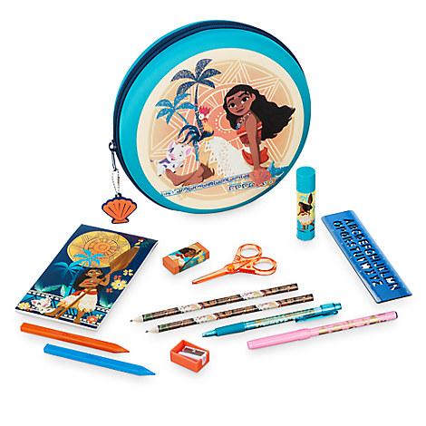 Moana Stationery Kit