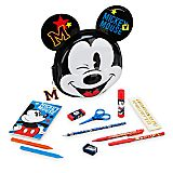 Mickey Mouse Zip-Up Stationery Kit