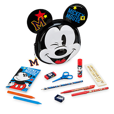 Mickey Mouse Stationery Kit