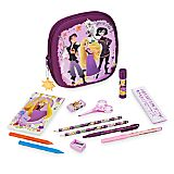 Rapunzel Zip-Up Stationery Kit