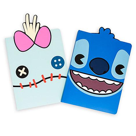 Stitch and Scrump MXYZ Journal Set