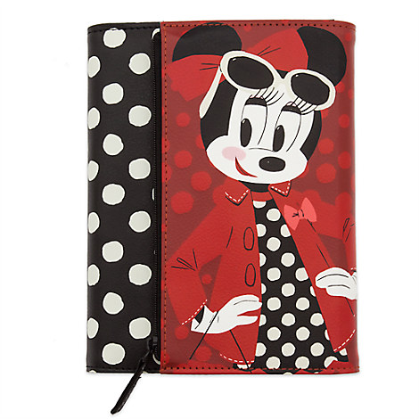 Minnie Mouse Signature Journal