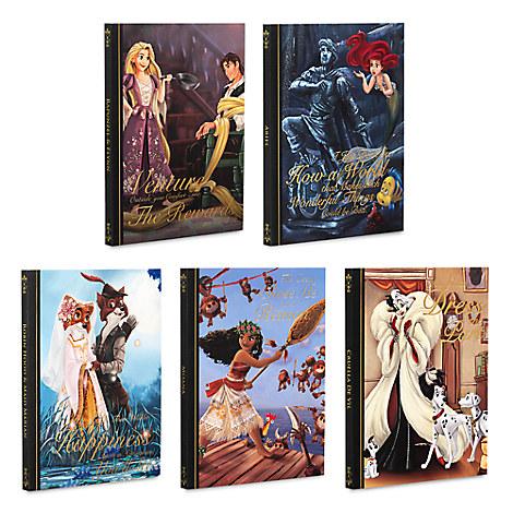 Journal Set - Disney Fairytale Designer Collection
