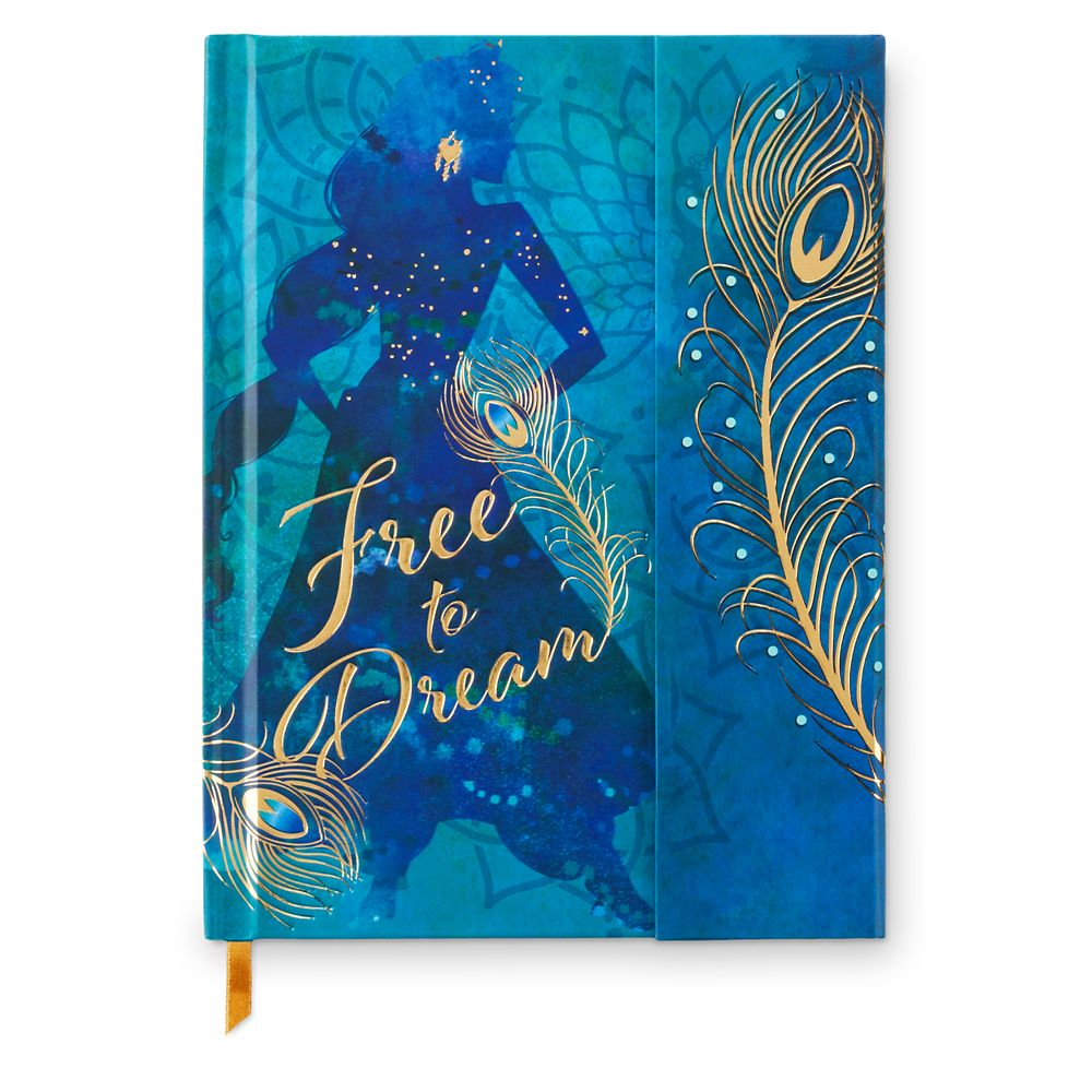 Jasmine ''Free to Dream'' Journal Official shopDisney
