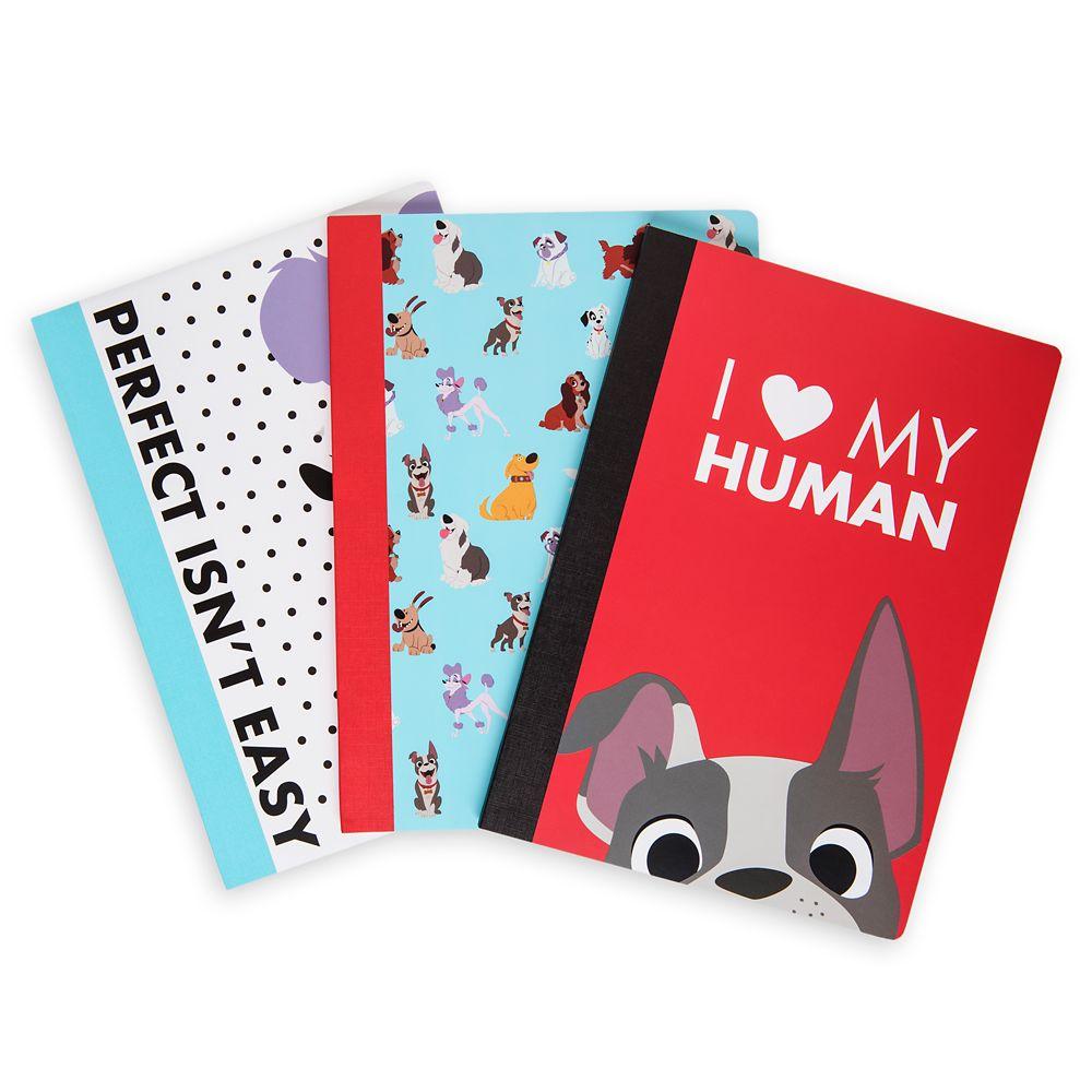 Disney Dogs Journal Set – Oh My Disney