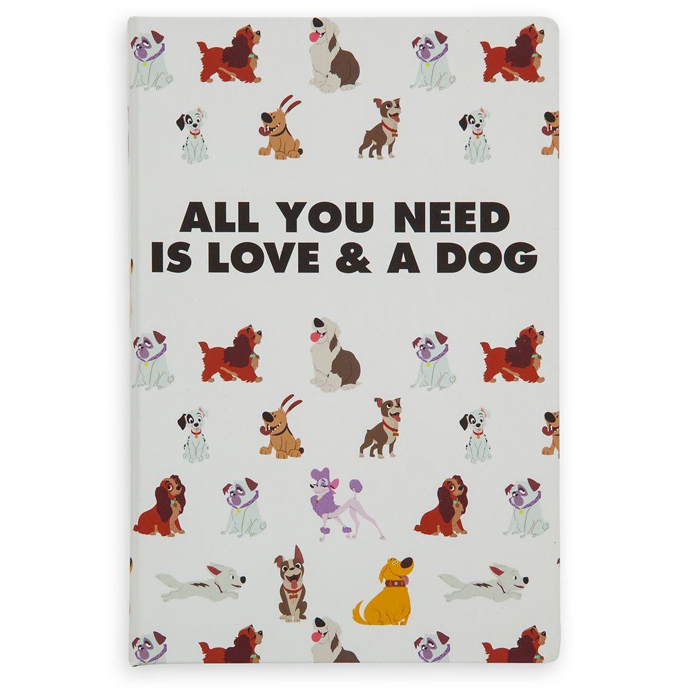 Disney Dogs Stationery Set – Oh My Disney