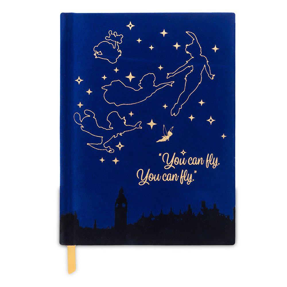 Peter Pan Journal