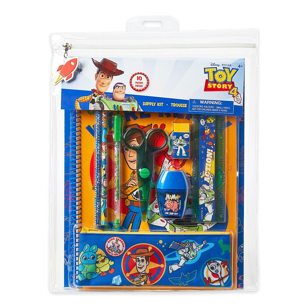 Toy Story 4 Stationery Supply Kit