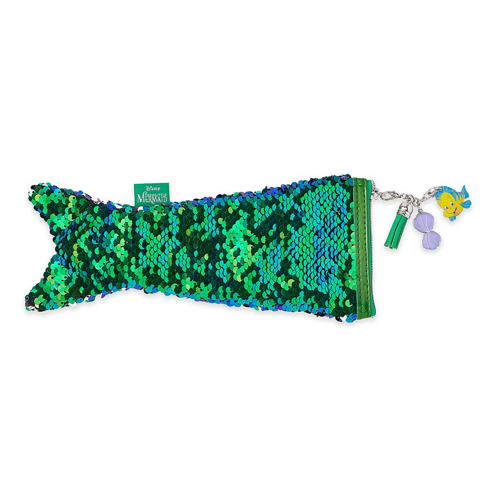 Ariel Reversible Sequin Pencil Case